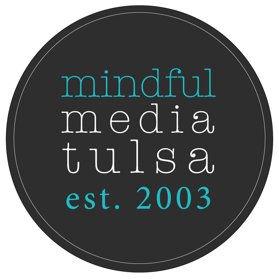 Mindful Media Tulsa Mobile Retina Logo