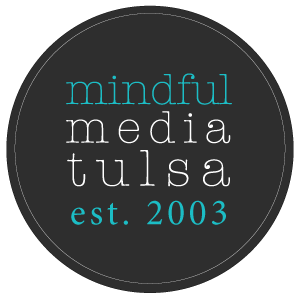 Mindful Media Tulsa Retina Logo