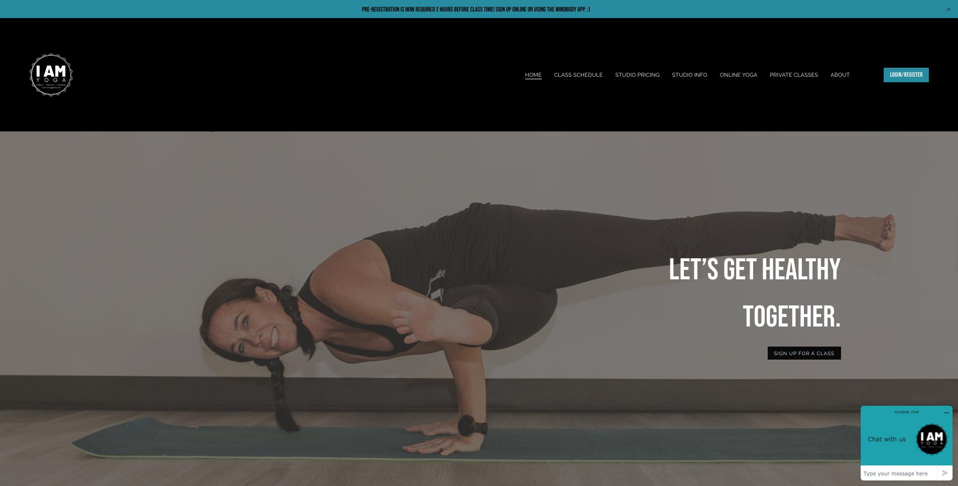 I AM Yoga Studio